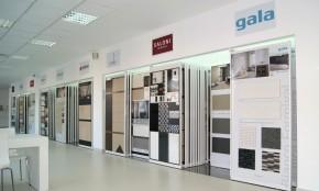 Zona Faianta-Gresie - Showroom LAGUNA - Valea Cascadeor Bucuresti - Suprafata generoasa, de peste 600 mp - Showroom LAGUNA - Valea Cascadeor Bucuresti