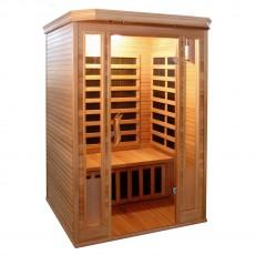 Sauna cu rezistente Carbon-Magneziu - 60624 - Saune din brad canadian cu rezistente Carbon-Magneziu - SANOTECHNIK