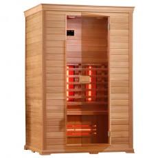 Sauna cu infrarosu CLASSICO 1 - D50530 - Saune cu infrarosu din lemn de cedru - SANOTECHNIK