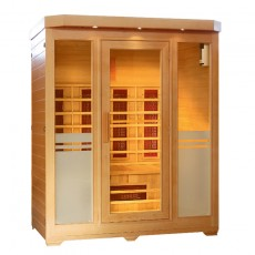 Sauna cu rezistente Ceramice - 60616 - Saune cu rezistente ceramice - SANOTECHNIK