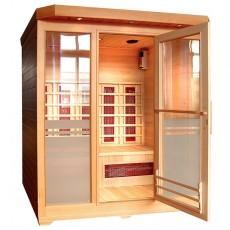Sauna cu rezistente Ceramice - 60618 - Saune cu rezistente ceramice - SANOTECHNIK