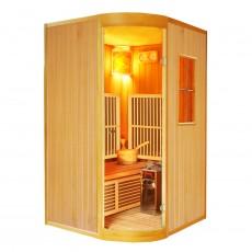 Sauna cu infrarosu + Sauna Nordica CALIPSO - H60114 - Saune nordice - SANOTECHNIK