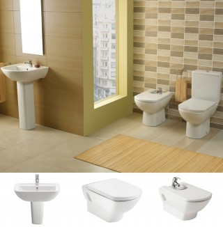 Obiecte sanitare - Colectia SMART - Obiecte sanitare, seturi - GALA