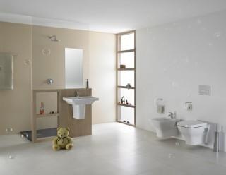 Obiecte sanitare - Colectia STREET SQUARE - Obiecte sanitare, seturi - GALA