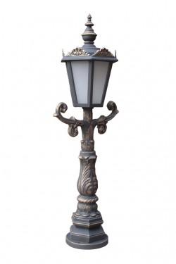 Stalpisor pentru iluminat Bruxelles 1FS - Stalpisori ornamentali pentru iluminat stradal