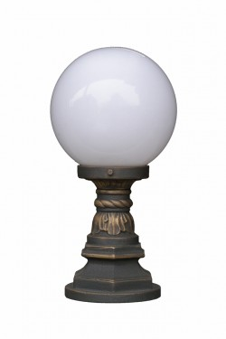 Stalpisor pentru iluminat Fugen 1G25AS - Stalpisori ornamentali pentru iluminat stradal