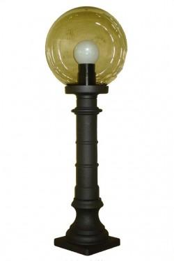 Stalpisor pentru iluminat Roma 1G25FS - Stalpisori ornamentali pentru iluminat stradal