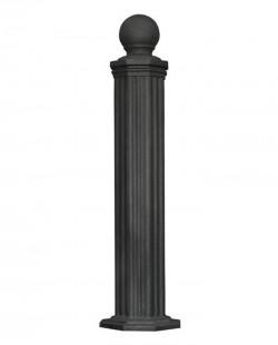 Stalp ornamental pentru protectie si delimitare urban Octogonal - Stalpi ornamentali de protectie si delimitare