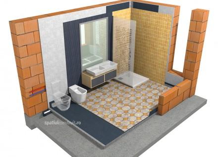 Montare obiecte sanitare - Montare gresie, faianta si obiecte sanitare