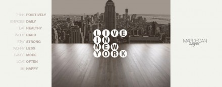 Parchet stratificat - Live in New York - Parchet stratificat
