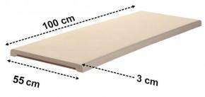 Atic pentru terase si balcoane - Provence Clasic - 100x55x3 cm - Aticuri pentru ferestre si balcoane