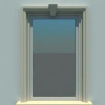 Ancadrament fereastra FP101 - Ancadramente usi si ferestre