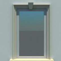 Ancadrament fereastra FP102 - Ancadramente usi si ferestre