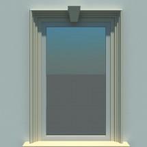 Ancadrament fereastra FP103 - Ancadramente usi si ferestre