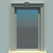 Ancadrament fereastra FP104 - Ancadramente usi si ferestre
