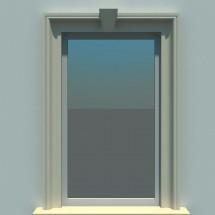 Ancadrament fereastra FP105 - Ancadramente usi si ferestre