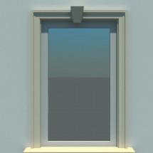 Ancadrament fereastra FP108 - Ancadramente usi si ferestre