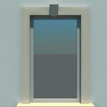 Ancadrament fereastra FP109 - Ancadramente usi si ferestre