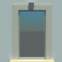 Ancadrament fereastra FP110 - Ancadramente usi si ferestre