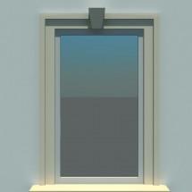 Ancadrament fereastra FP111 - Ancadramente usi si ferestre
