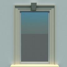 Ancadrament fereastra FP112 - Ancadramente usi si ferestre