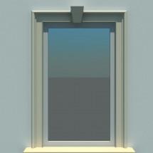 Ancadrament fereastra FP113 - Ancadramente usi si ferestre