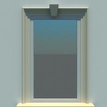 Ancadrament fereastra FP114 - Ancadramente usi si ferestre