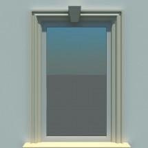Ancadrament fereastra FP115 - Ancadramente usi si ferestre