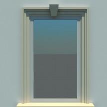 Ancadrament fereastra FP116 - Ancadramente usi si ferestre