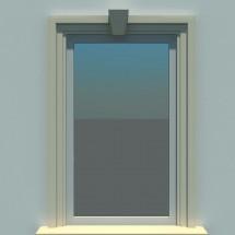 Ancadrament fereastra FP117 - Ancadramente usi si ferestre