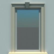 Ancadrament fereastra FP118 - Ancadramente usi si ferestre