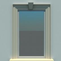 Ancadrament fereastra FP119 - Ancadramente usi si ferestre