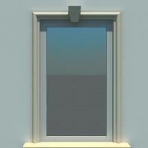Ancadrament fereastra FP121 - Ancadramente usi si ferestre