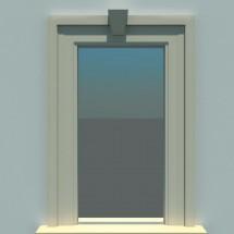 Ancadrament fereastra FP122 - Ancadramente usi si ferestre