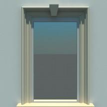 Ancadrament fereastra FP123 - Ancadramente usi si ferestre
