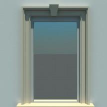 Ancadrament fereastra FP124 - Ancadramente usi si ferestre