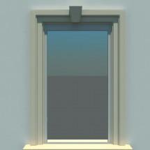 Ancadrament fereastra FP126 - Ancadramente usi si ferestre
