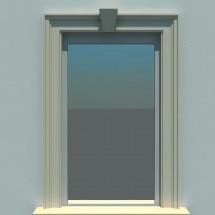 Ancadrament fereastra FP125 - Ancadramente usi si ferestre