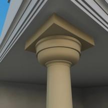 Coloana decorativa FP901 - Coloane decorative