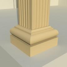 Pilastru decorativ FP601 - Pilastri decorativi
