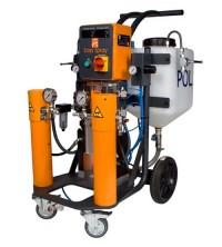 Echipament pentru aplicarea termoizolatilor din spuma poliuretanica si poliurea - EasySpray - Echipamente pentru aplicare termoizolatii din spuma poliuretanica si poliuree