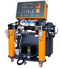 Echipament pentru aplicarea termoizolatilor din spuma poliuretanica si poliurea - G-30H - Echipamente pentru aplicare termoizolatii din spuma poliuretanica si poliuree