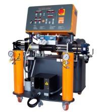 Echipament pentru aplicarea termoizolatilor din spuma poliuretanica si poliurea - G-50H - Echipamente pentru aplicare termoizolatii din spuma poliuretanica si poliuree