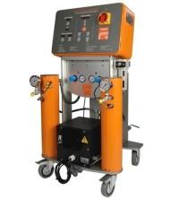 Echipament pentru aplicarea termoizolatilor din spuma poliuretanica si poliurea - G-125A & G-200A - Echipamente pentru aplicare termoizolatii din spuma poliuretanica si poliuree