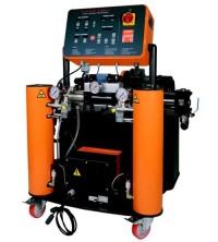 Echipament pentru aplicarea termoizolatilor din spuma poliuretanica si poliurea - G-250H - Echipamente pentru aplicare termoizolatii din spuma poliuretanica si poliuree
