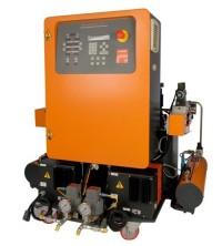 Echipament pentru aplicarea termoizolatilor din spuma poliuretanica si poliurea - VR Raport Variabil Automat - Echipamente pentru aplicare termoizolatii din spuma poliuretanica si poliuree