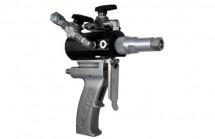 Accesorii echipamente aplicare vopsea - Solvent Gun - inalta presiune - Accesorii pentru echipament pentru aplicarea termoizolatilor din spuma poliuretanica si poliurea