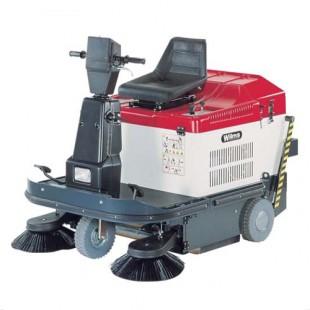 Masina de maturat cu motor pe benzina KS 1300 - Masini de maturat