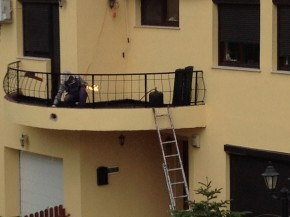 Hidroizolatie balcon - Hidroizolatii balcoane