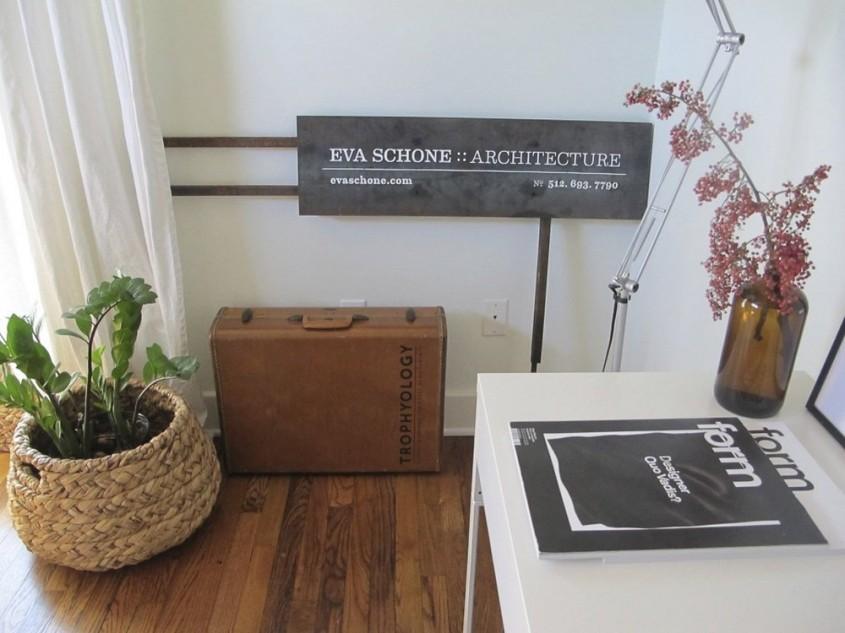 Casa arhitectei Eva Schone - Casa arhitectei Eva Schone